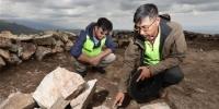 (文化)(1)新疆温泉县发现青铜时代大型聚落遗址 - 人民网