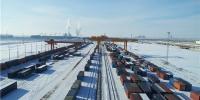 新疆霍尔果斯站提前25天完成年度过货150万吨目标 - 人民网