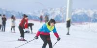 冰天雪地也是金山银山——乌鲁木齐冰雪旅游发展纪实 - 市政府