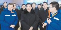 徐海荣在甘泉堡经济技术开发区调研时强调 - 市政府