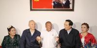 北京市党政代表团赴疆考察对接援疆扶贫工作 - 招商发展局
