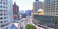 乌鲁木齐市解放南路昨起恢复通行 - 市政府