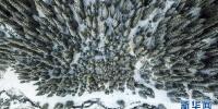 乌鲁木齐南山雪景美 - 市政府