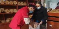 """新疆:从""""小作坊""""到""""大产业""""传统美食馕助脱贫增收 - 中国新疆网"""