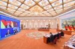 李克强与德国总理默克尔同出席第十届中德经济技术合作论坛的两国经济界代表见面 - 农机网